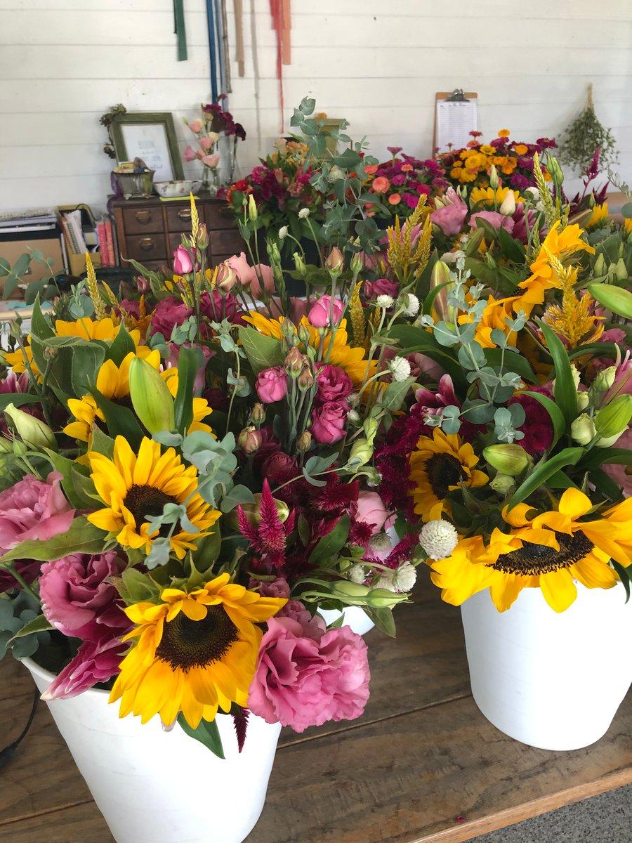 Image of 2021 Farmhouse Blooms Bouquet Subscription