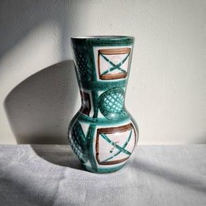 Ancien petit vase en céramique 1950 Robert Picault