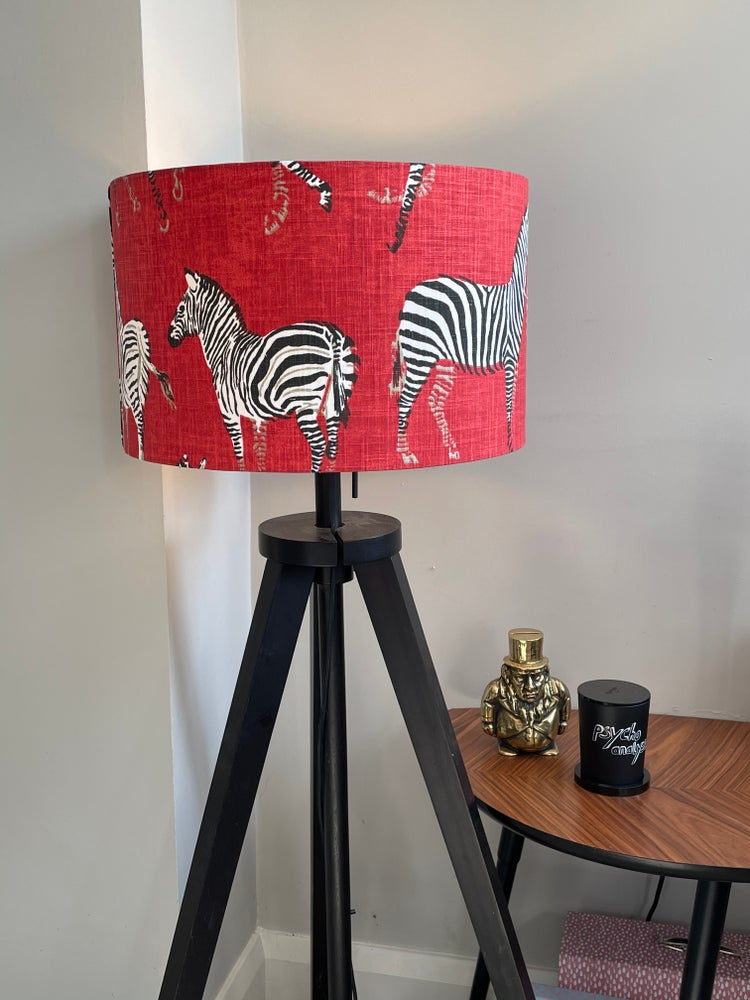 Image of Africana Flame 40cm Shade