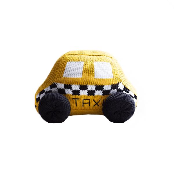 Image of Large Organic Stuffed Taxi
