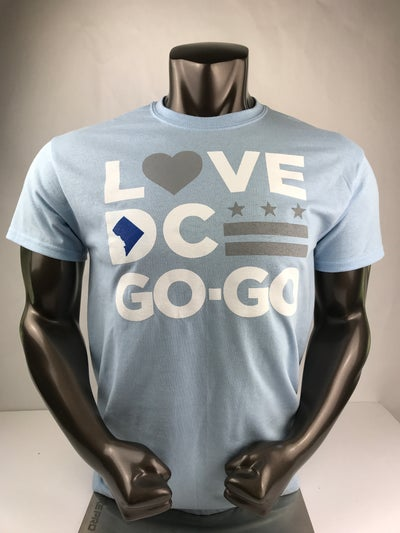 Image of LOVEDCGOGO Hyper Loyal T-shirt