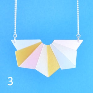Image of Starburst Necklaces 3 and 4