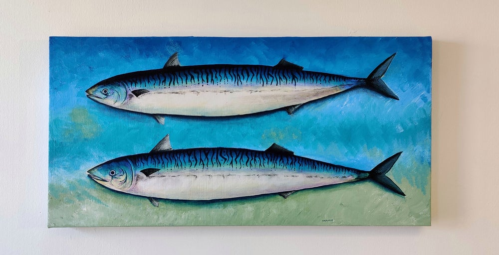 Image of Mackerel, two by two