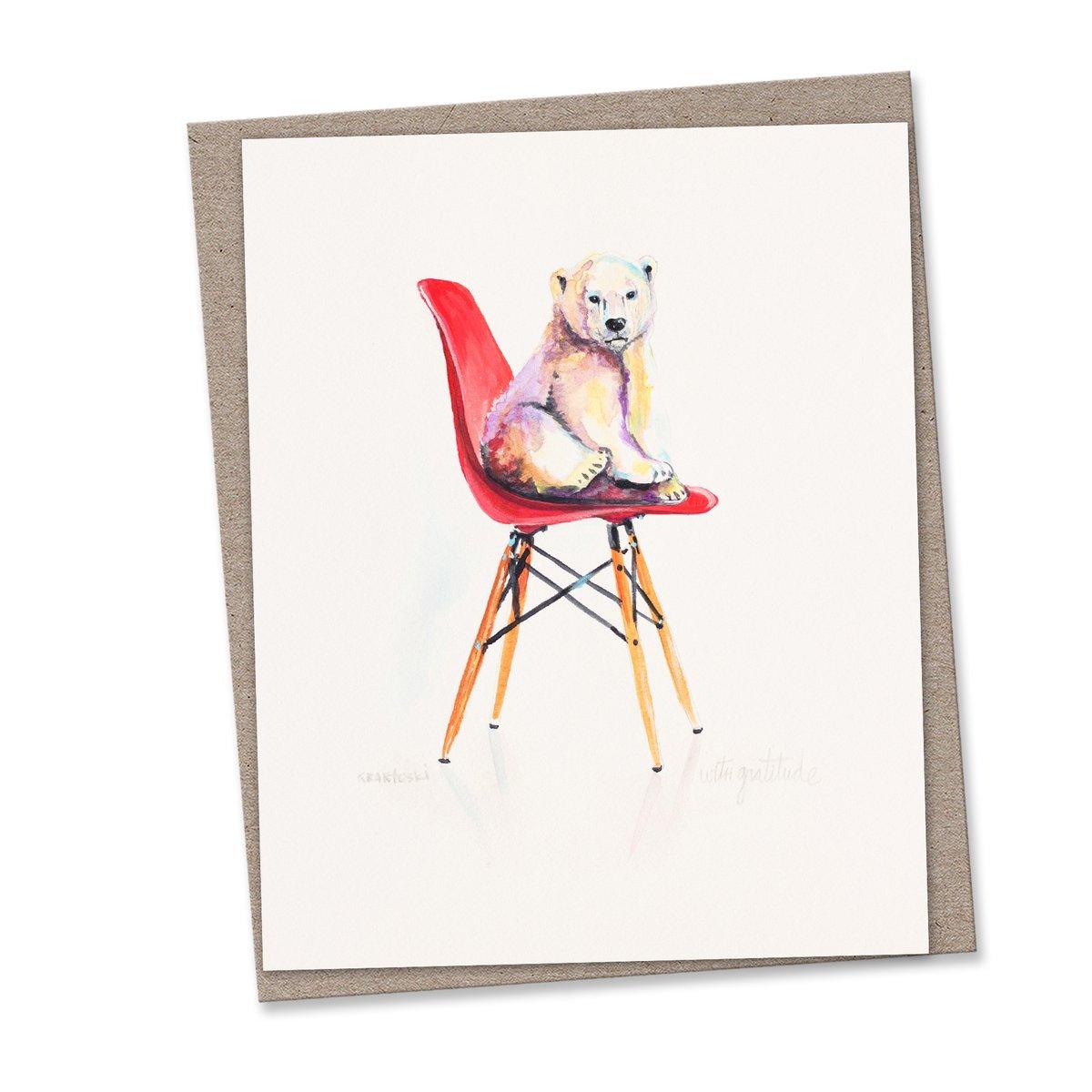 Image of POLAR BEARS + CHAIRS prints