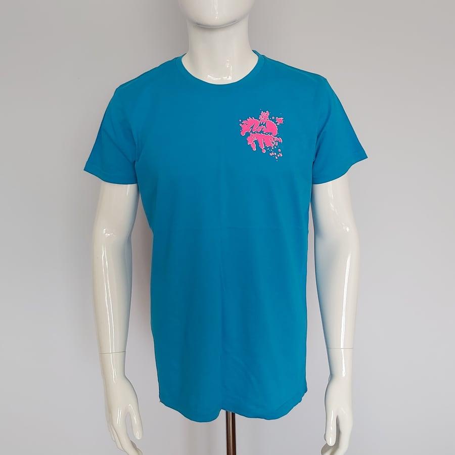 Image of 3D Splash T-shirt
