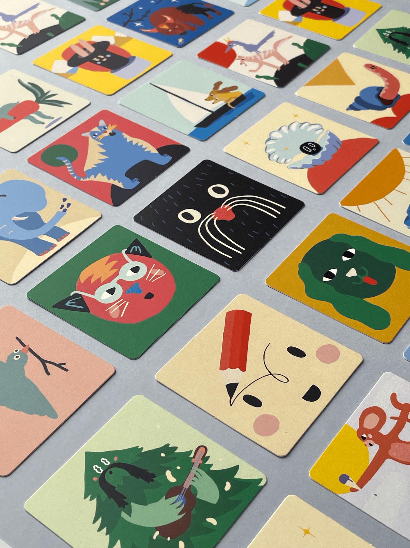 PEXESO — MEMORY CARD GAME