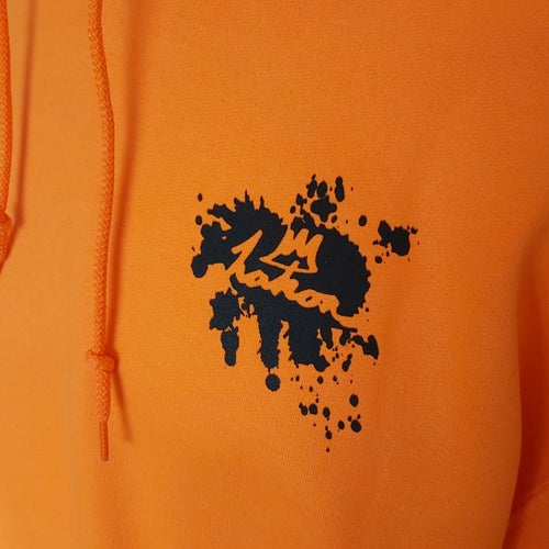 Image of Splash Hood - Neon Orange