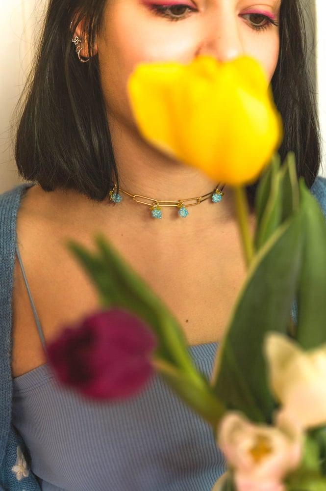 Image of Bluwy chain choker