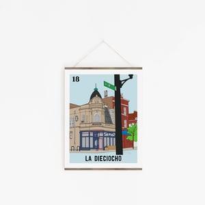 Image of La Dieciocho Print
