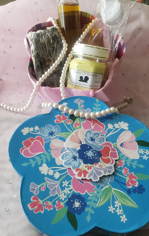 Image of Spa Day gift set.