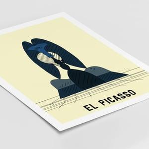 Image of El Picasso Print