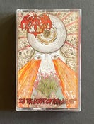 Image of GARROTED 'in the court of nyarlathotep' tape