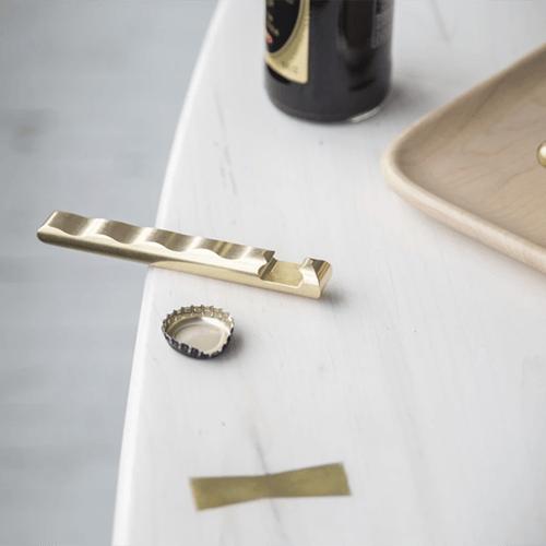 Image of Ripple Opener - Brass