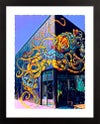 Dogfish Head Brewpub, Rehoboth Beach DE Giclée Art Print - (Multi-Size Options)