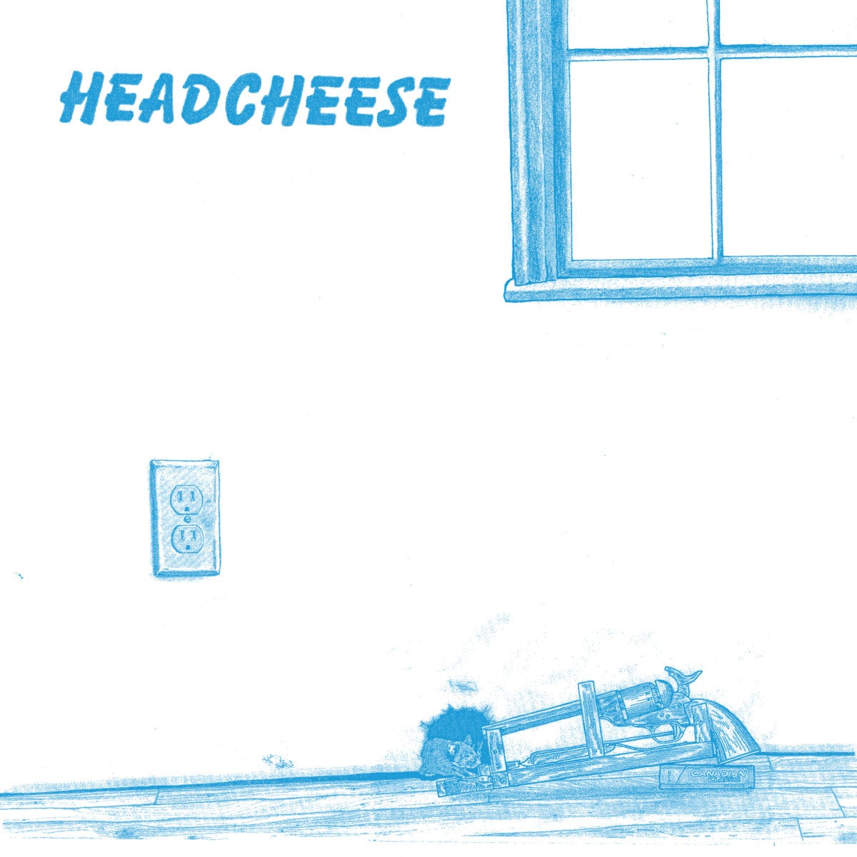 Image of HEADCHEESE - s/t LP