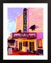 Clayton Theater, Dagsboro DE Giclée Art Print - (Multi-Size Options)