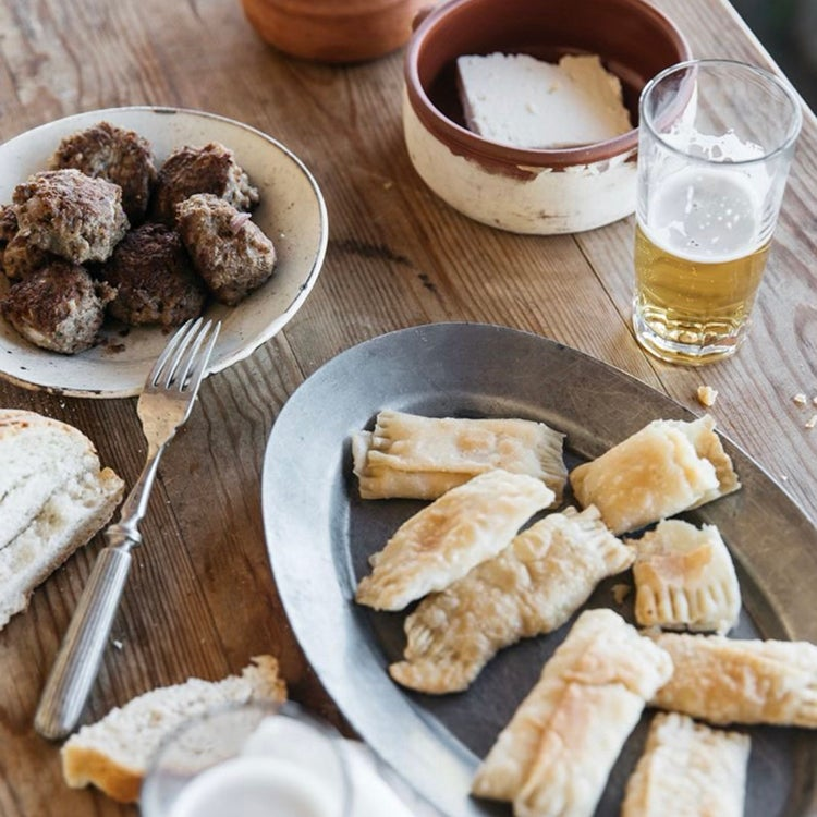 Image of Antipasti and meze with Meni Valle - Saturday 14 August 2021