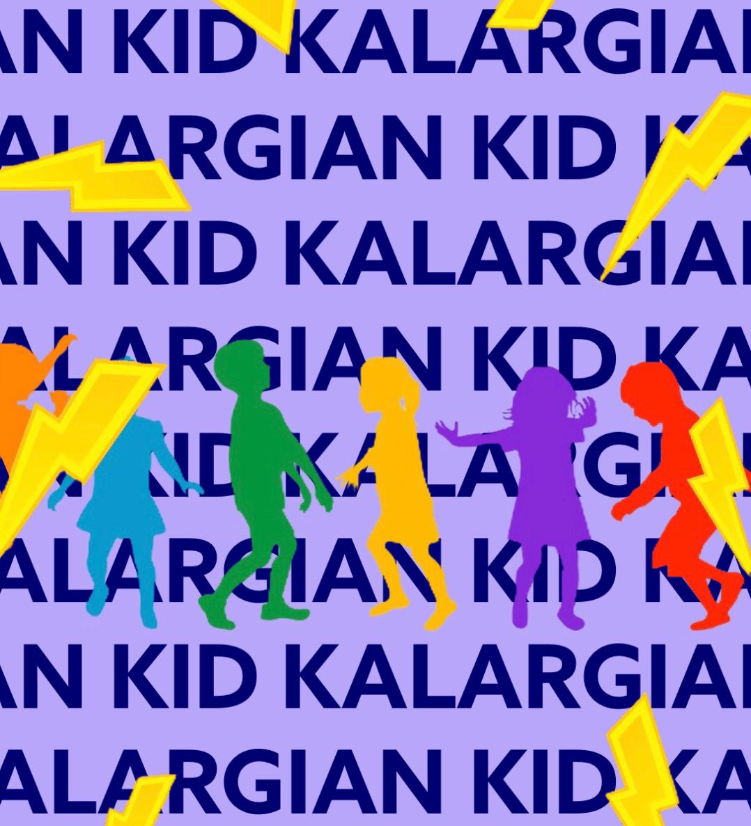 "Image of ""Kalargian Kid's"" Gift Box Giveaway ""."