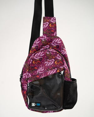 KOOZ - ITA Earth, Wind, & Fire Crossbody Bag