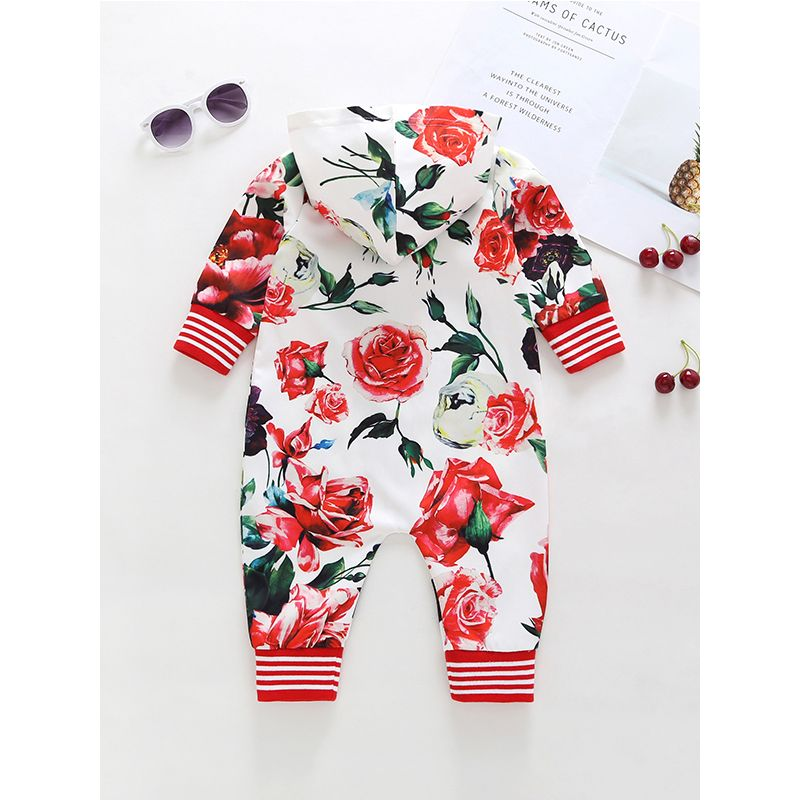 Cover Me In Flowers Jumpsuit