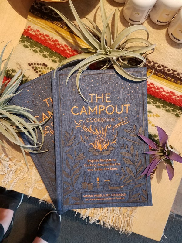 Image of The Campout Cookbook