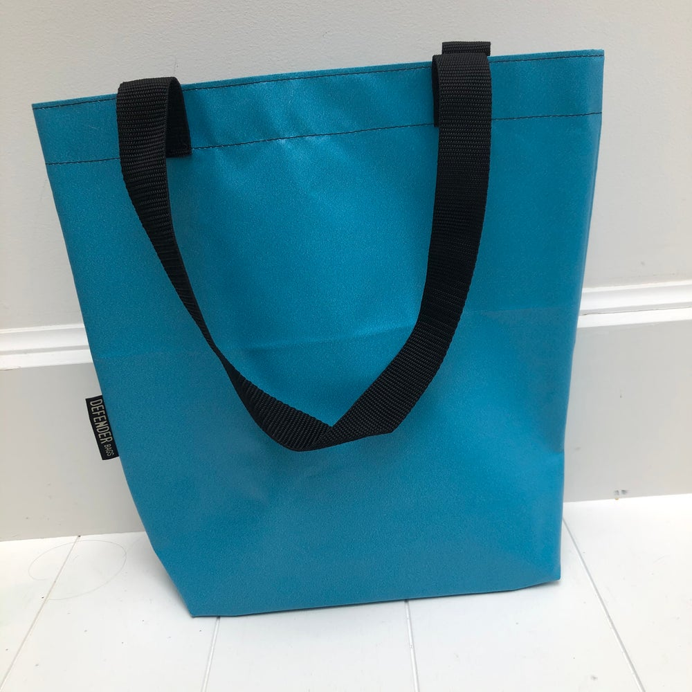Image of Tote. - I love blue