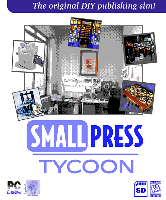 Image of SMALL PRESS TYCOON