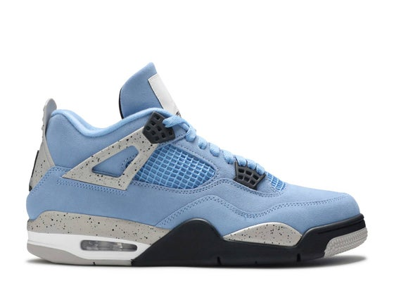 "Image of Air Jordan Retro 4 ""University Blue"""