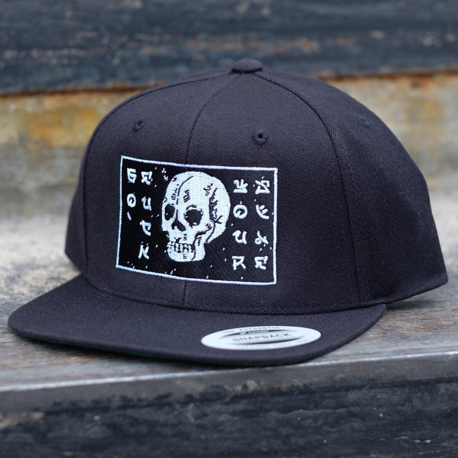Image of FUCKARU Snap Back hat