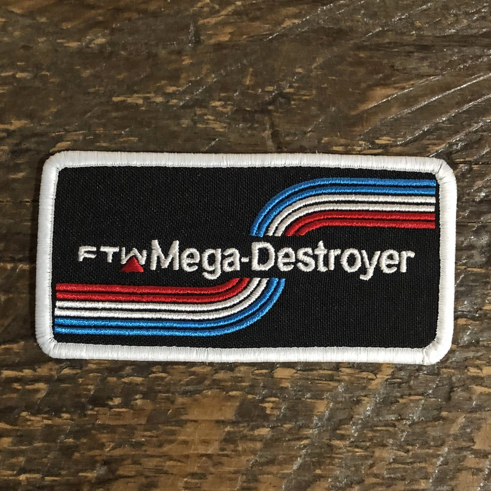 Image of FTW Patch