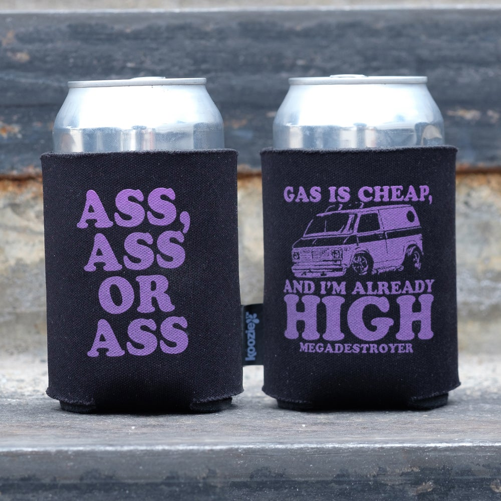 Image of TRIPLE A koozie