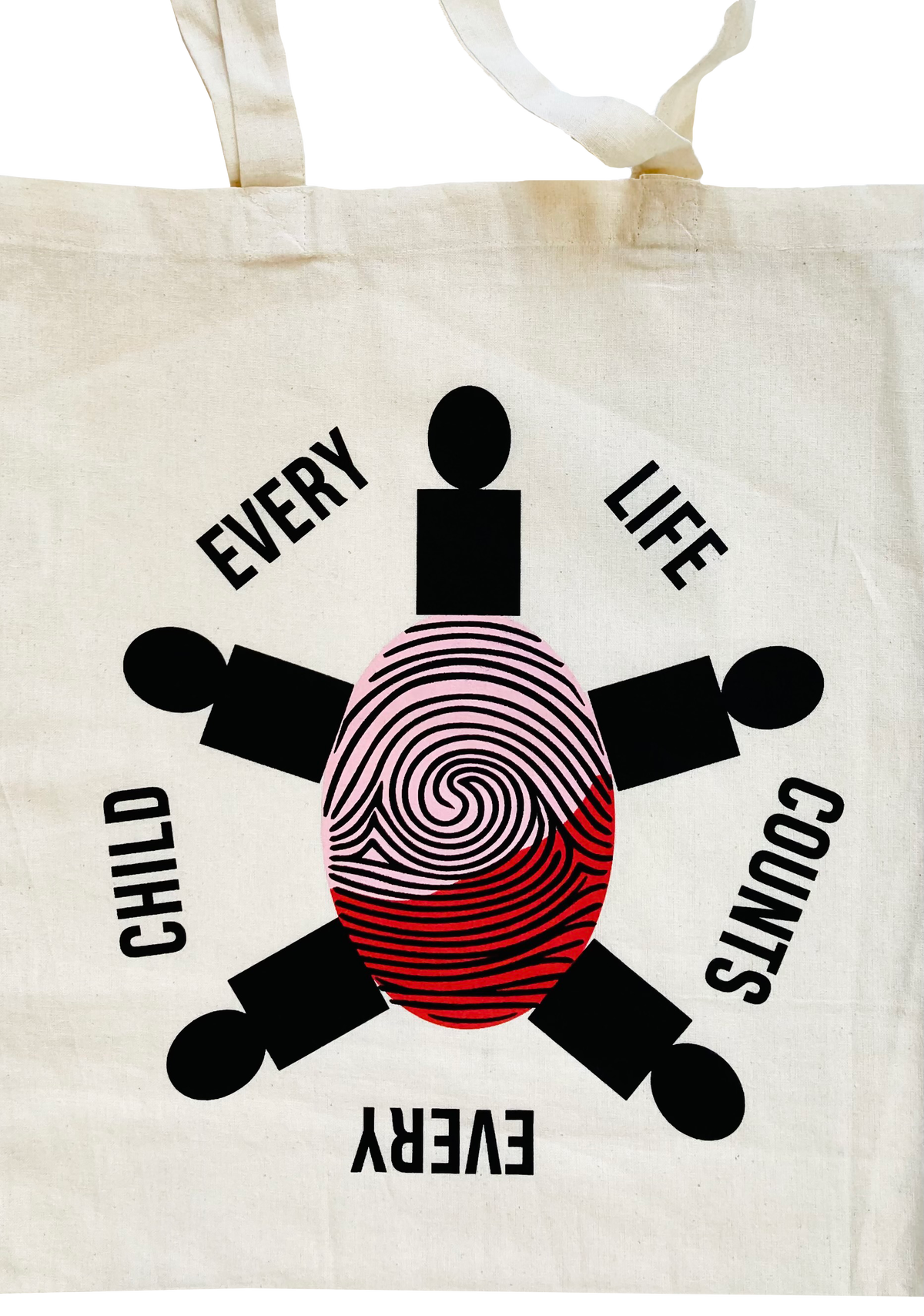 Image of Every Life Count Totebag