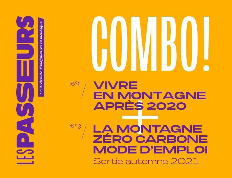 Image of COMBO : Les Passeurs 1+2