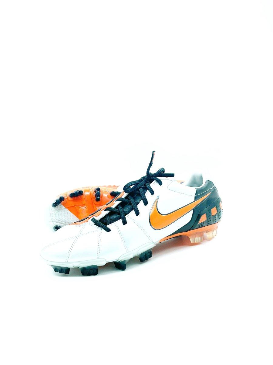 Image of Nike total 90 Laser III FG white