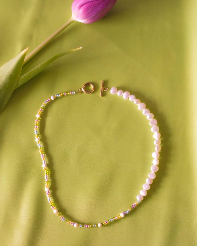 Image of Akoya necklace
