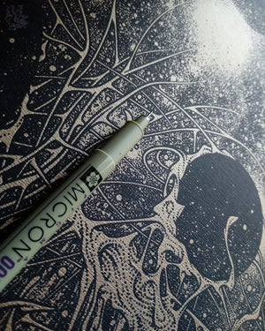 Image of SOJOURN<br/> Artist's Proof Edition of 5<br/> <small>Limited Edition Screen Print</small>
