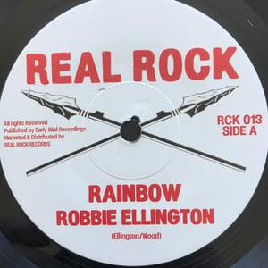 "Image of Robbie Ellington/ The Herb - 'Rainbow' / 'Rainbow Dub' - (7"" vinyl / 90s Roots classic)"
