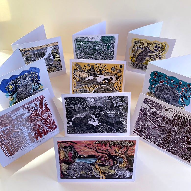 Image of Individual Greetings cards
