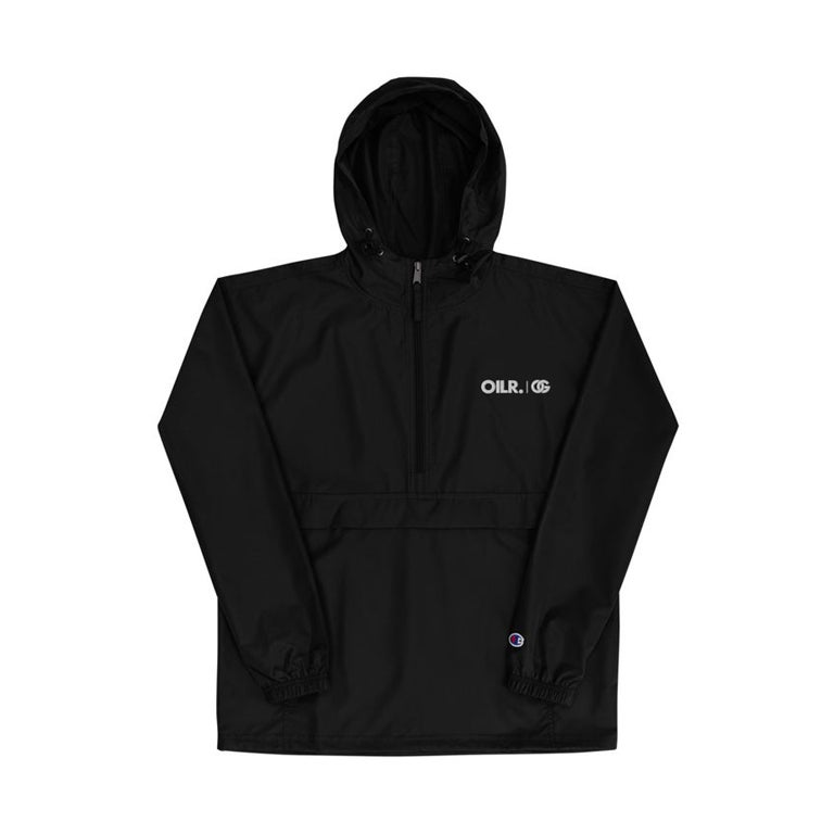 Image of OILR x OILYGANG Champion Packable Jacket