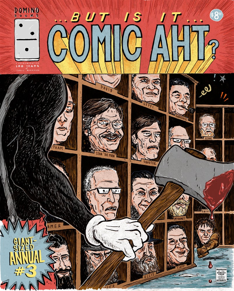 Image of But is it...Comic Aht? #3
