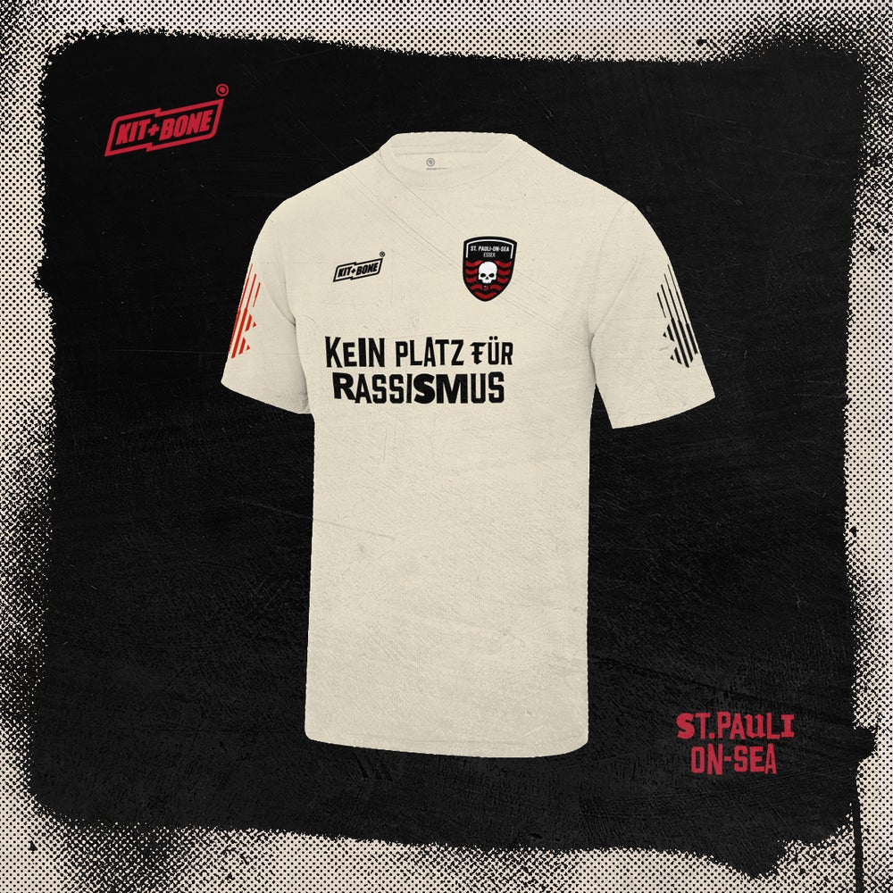 Image of St Pauli On-Sea Away Shirt