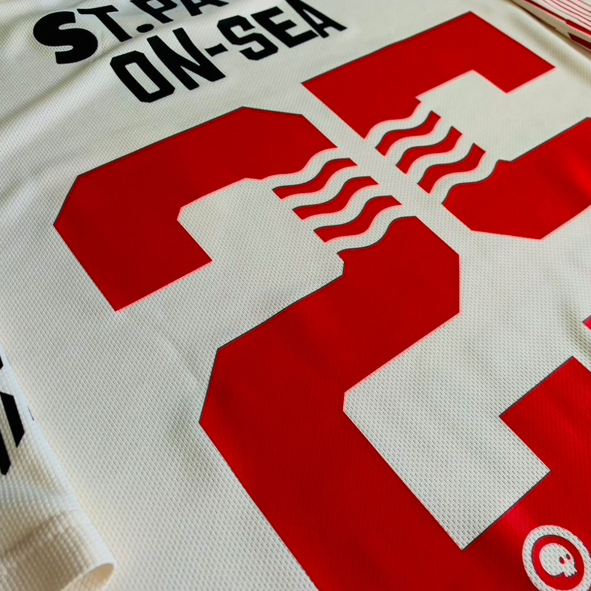 Image of St Pauli On-Sea Shirt Printing