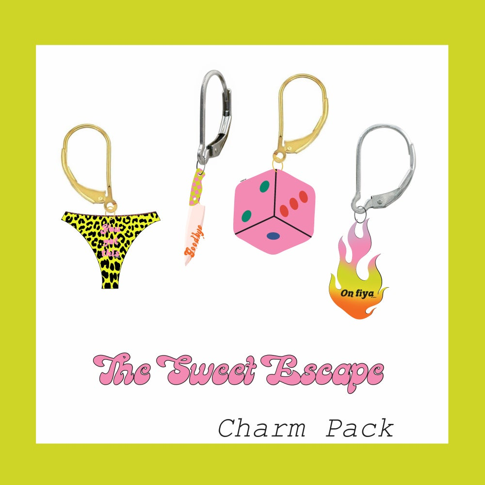 Image of The Sweet Escape Charm pack