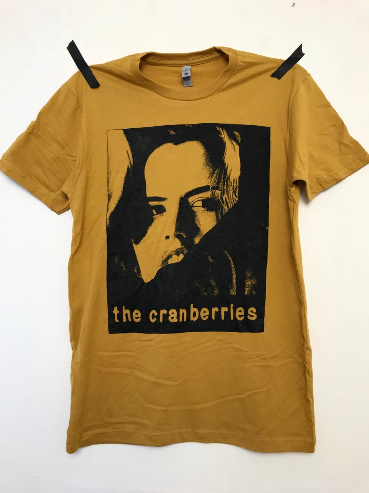 Image of XS ONLY -  CRANBERRIES / ANTIQUE GOLD
