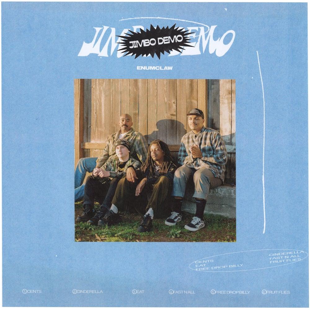 Image of Enumclaw - Jimbo Demo (Cassette EP)