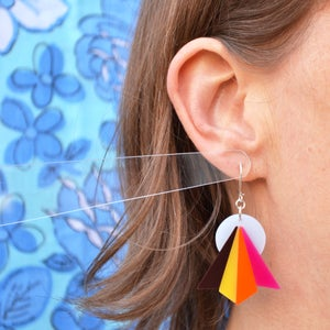 Image of Starburst Earrings 3 and 4