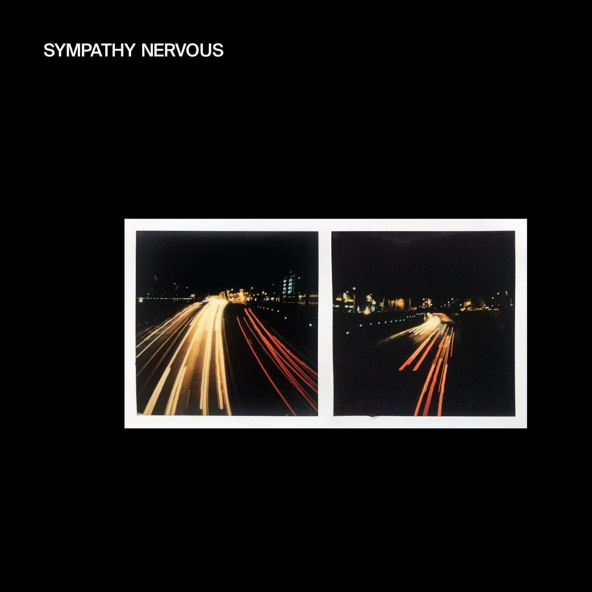 Image of SYMPATHY NERVOUS - s/t LP