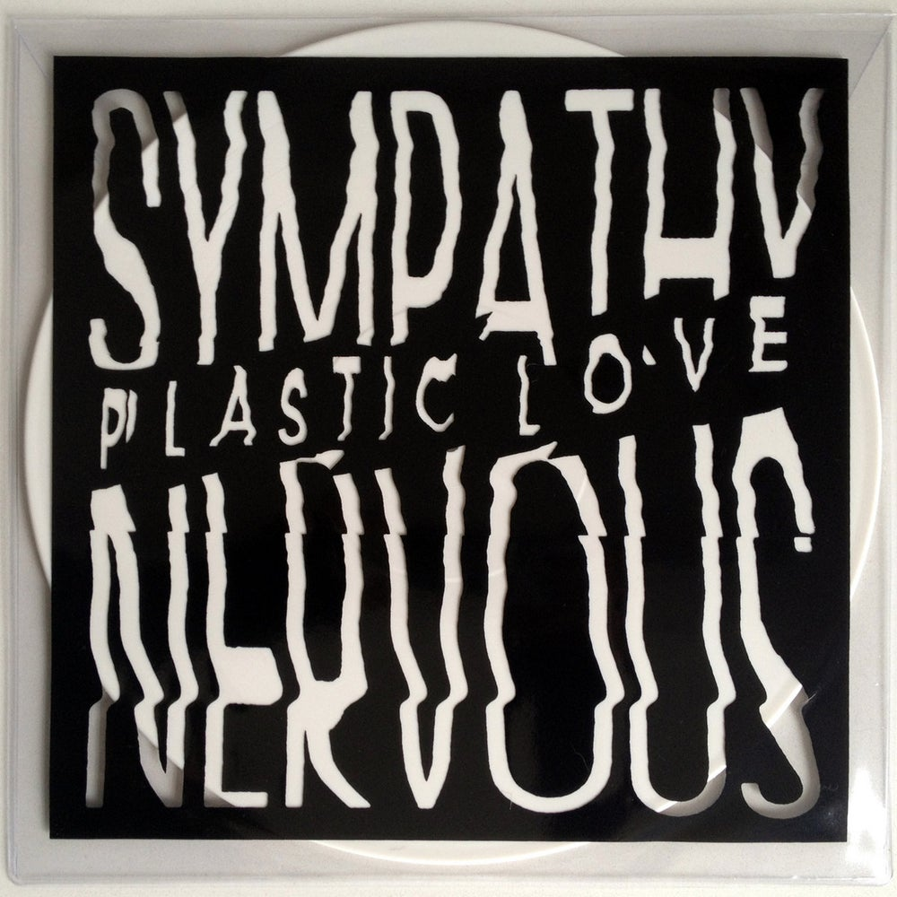 Image of SYMPATHY NERVOUS - Plastic Love LP