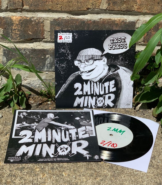 """Image of SOLD OUT - TEST PRESS 7"""" -  A Goon's Best Friend Till The Very End"""