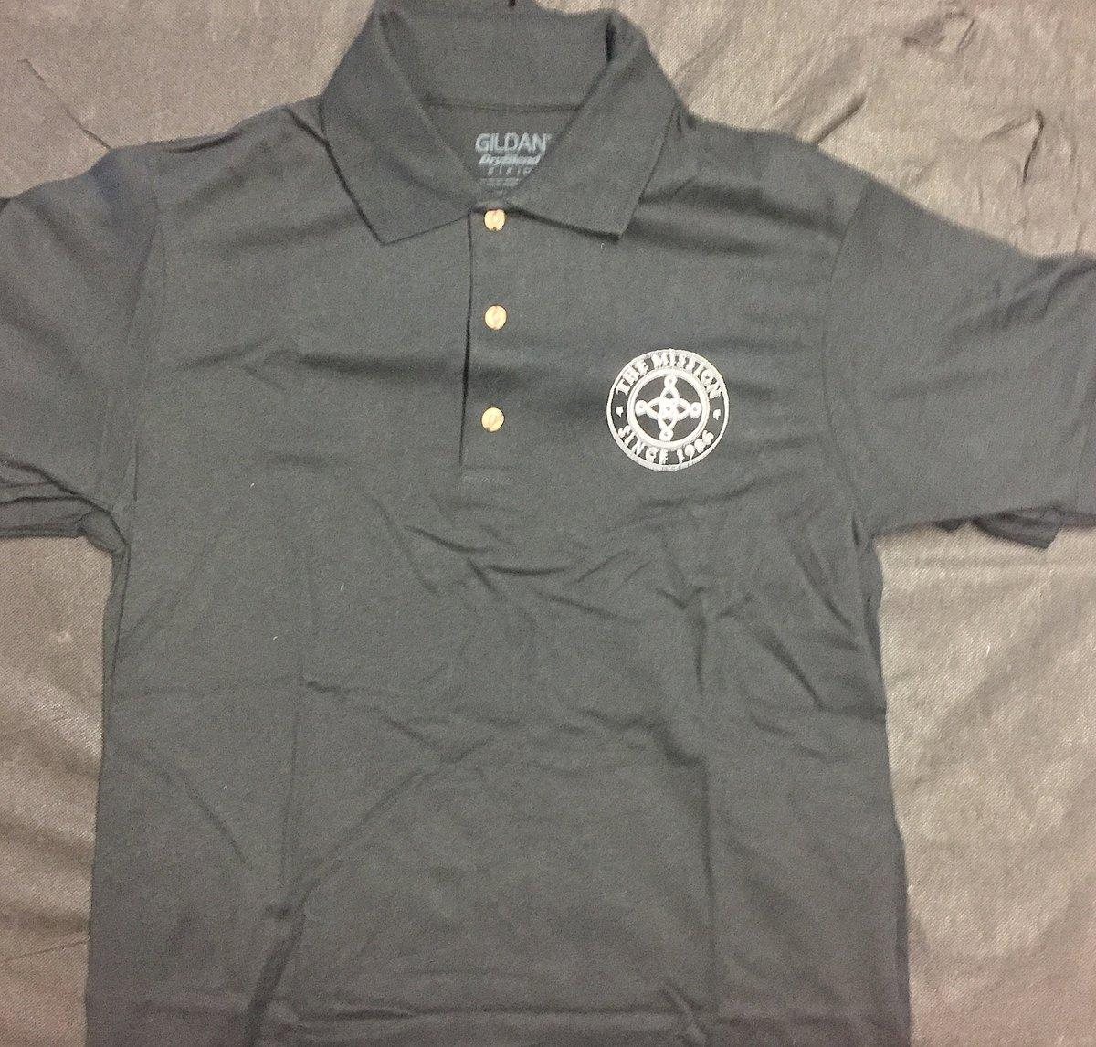 Image of Polo Shirt, Black